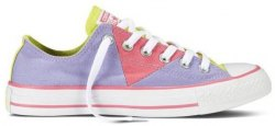 Παπουτσι Converse All Star Chuck Taylor Multi Panel Lavendar