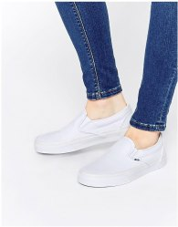 Vans True Classic Slip On Trainers