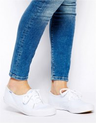 Keds Champion Canvas Plimsoll Shoes