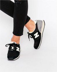 New Balance Suede 420 Trainers