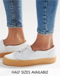 ASOS DIGGER D Ring Trainers