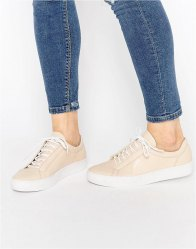 Vagabond Zoe Leather Lace Up Trainers