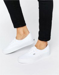 Vans Authentic Classic Lace Up Trainers