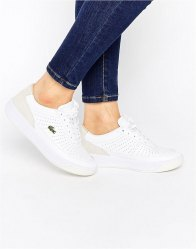 Lacoste Aceline Leather Trainers
