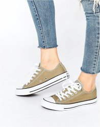 Converse All Star Khaki Ox Trainers
