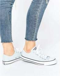 Converse All Star Pale Ox Trainers