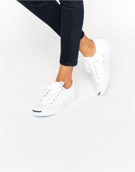 Converse Jack Purcell Leather Trainers