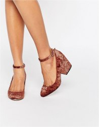 ASOS SWEET Heels Chocolate
