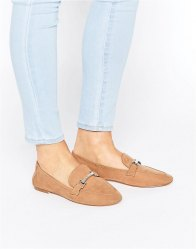 ASOS MAGICAL Loafers Mink
