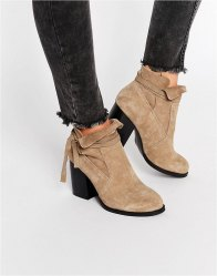 ASOS EMMA Slouchy Ankle Boots