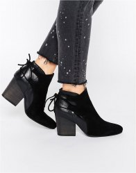 Hudson London Suede Minka Ankle Boot