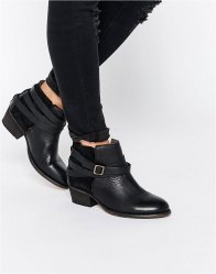 Hudson London Leather Horrigan Ankle Boot