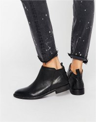 Hudson London Leather Revelin Ankle Boot