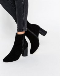 ASOS RAINE Suede Ankle Boots