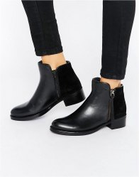 Dune Pryme Leather Ankle Boot