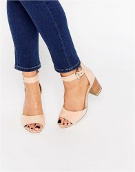 ASOS TAKES TWO Heeled Sandals