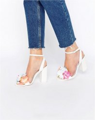 ASOS HUMOUR Heeled Sandals