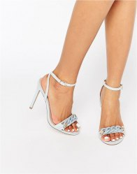 ASOS HOCUS POCUS Co ord Heeled Sandals