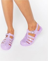 ASOS FOR YOU Jelly Gladiator Sandals
