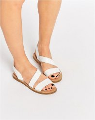 Pull Bear Strappy Sandals