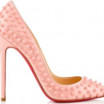 Pigalle Γόβες Spikes Baby Pink - Christian Louboutin Συλλογή Άνοιξη 2013