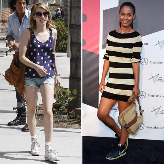Celebrities-Wearing-Sneakers