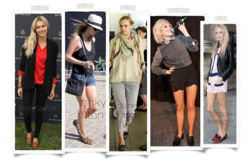 celebrities loafers 03