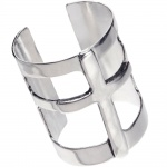 Pamela Love - Silver Cross Cuff