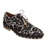 Givenchy Studded Lace Oxford