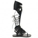 Marios Schwab Ancient Greek Sandals High Gladiator
