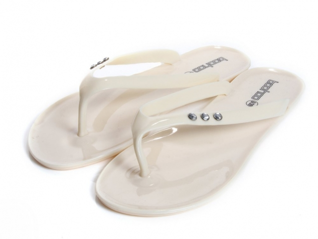 8€ - Thong Jelly Flip Flop - στο Boohoo.com