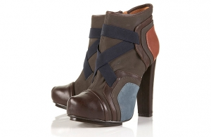 Τα Android ankle boots του Topshop