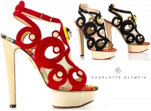 Charlotte Olympia - Η Νέα Collection Φθινόπωρο 2012