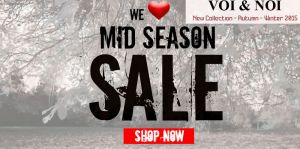 Mid Season Sales στο Voi Noi