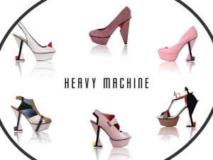 Heavy Machine Shoes - Καλοκαίρι 2013